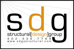 structural [design] group - logo